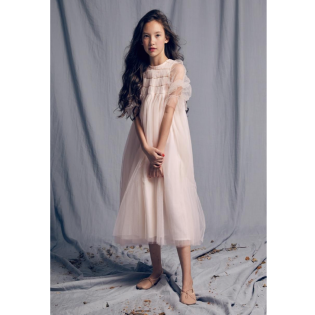 Nellystella SS20 / 넬리스텔라 드레스 Isabella Dress (Orchid Ice)