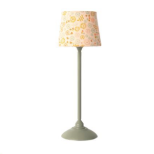 메일레그 MAILEG / MINIATURE FLOOR LAMP - MINT 인형소품