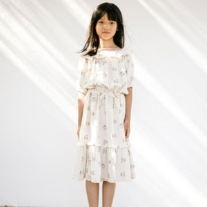 릴루 LIILU SS21 / Clara Dress - Summer Blossom